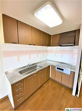 区分マンション-石巻市水押3丁目 キッチン