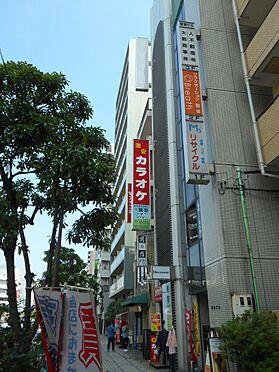 店舗事務所(建物全部)-江東区門前仲町1丁目 カラオケの入っているビルです。