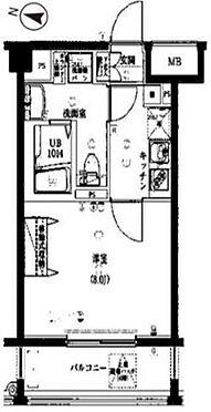 マンション(建物一部)-八王子市西片倉3丁目 間取り