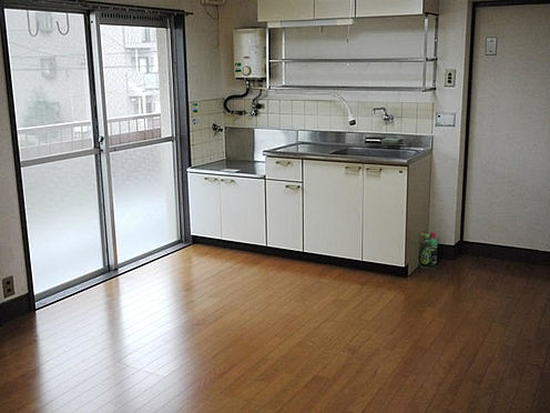 マンション(建物一部)-沼津市大岡 キッチン