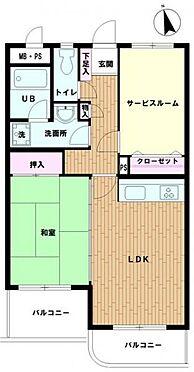 マンション(建物一部)-北区志茂3丁目 間取り