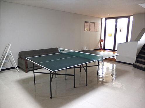 中古マンション-伊東市富戸 【卓球】温泉のあとは卓球です!