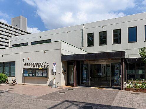 中古マンション-品川区八潮5丁目 八潮地域センター 住民票や課税証明書などが取得できます。