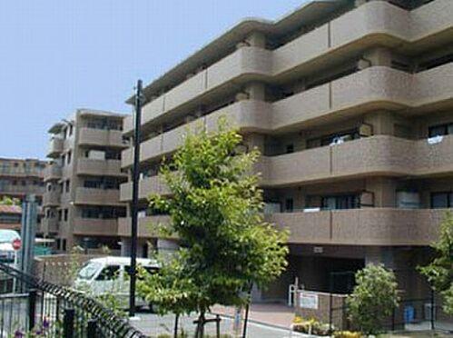 マンション(建物一部)-奈良市南登美ヶ丘 オーナーチェンジ物件です。南バルコニーで専用ポーチ付き
