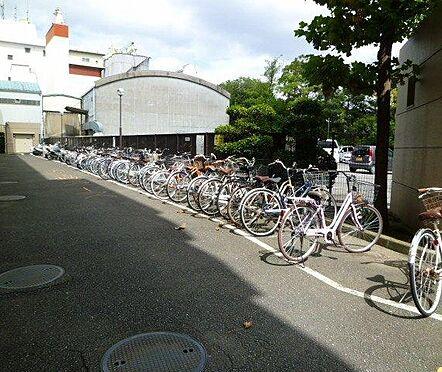 マンション(建物一部)-京都市南区久世殿城町 駐輪スペース有