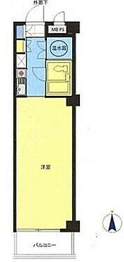 マンション(建物一部)-中央区八丁堀4丁目 間取り