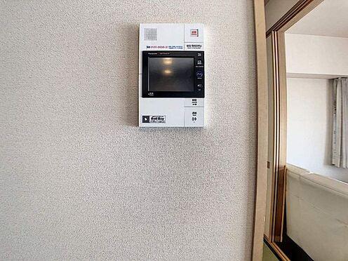 区分マンション-名古屋市東区白壁4丁目 来客時に便利、TVモニター付きインターホン