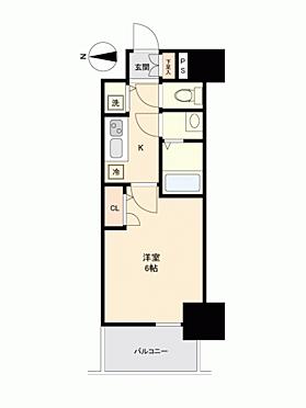 マンション(建物一部)-大阪市都島区中野町 間取り