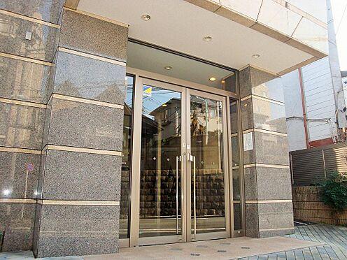 マンション(建物一部)-豊島区雑司が谷1丁目 高級感のあるエントランスアプローチです