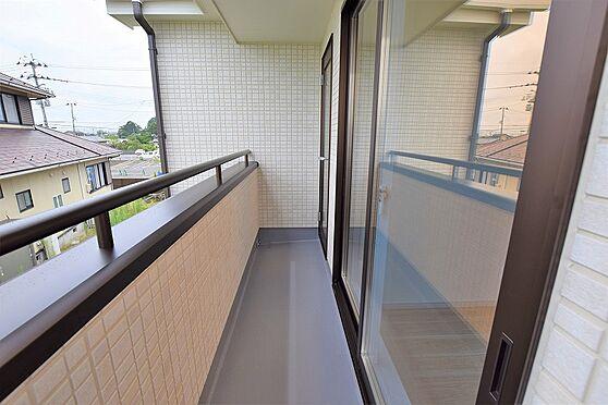 新築一戸建て-仙台市若林区荒井3丁目 バルコニー