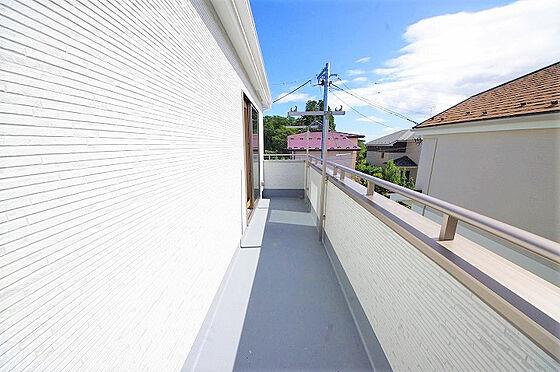 新築一戸建て-仙台市太白区鈎取1丁目 バルコニー