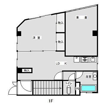 収益ビル-台東区東浅草2丁目 間取り