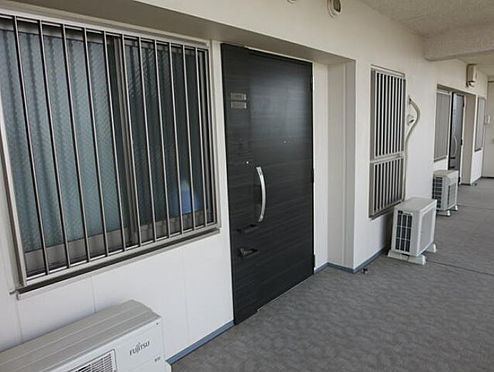 区分マンション-板橋区東坂下2丁目 玄関