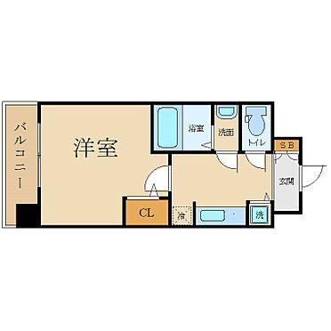 マンション(建物一部)-大阪市中央区上町1丁目 3点セパレートで清潔感があります。