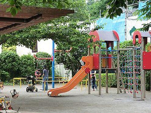 建物全部その他-品川区上大崎3丁目 周辺環境:白台児童遊園