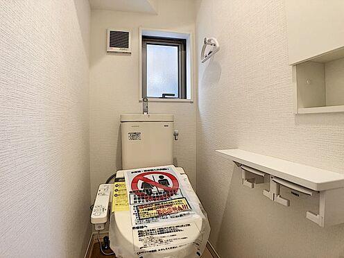 新築一戸建て-岡崎市青木町 トイレ