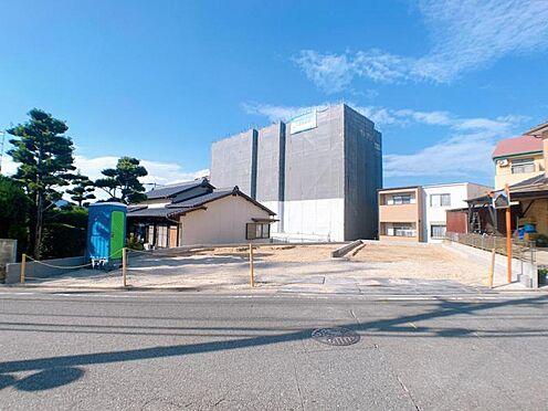 新築一戸建て-福岡市早良区野芥4丁目 南側道路、陽当たり良好!