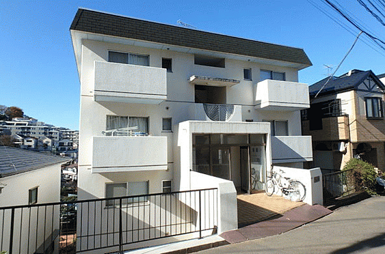 マンション(建物一部)-横浜市金沢区富岡東6丁目 外観