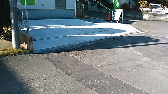 新築一戸建て-上尾市上町1丁目 駐車スペース/2台可能