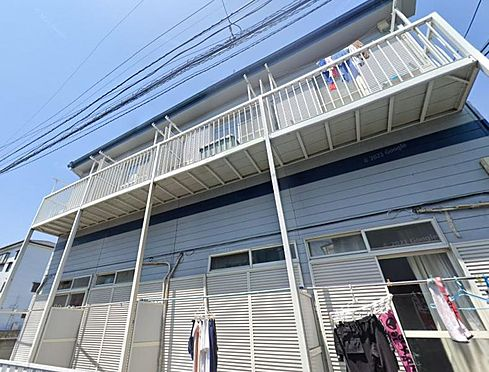 アパート-江戸川区江戸川5丁目 ホワイトハウス・ライズプランニング