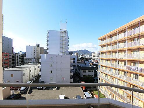 マンション(建物一部)-札幌市豊平区豊平三条8丁目 バルコニーからの眺望