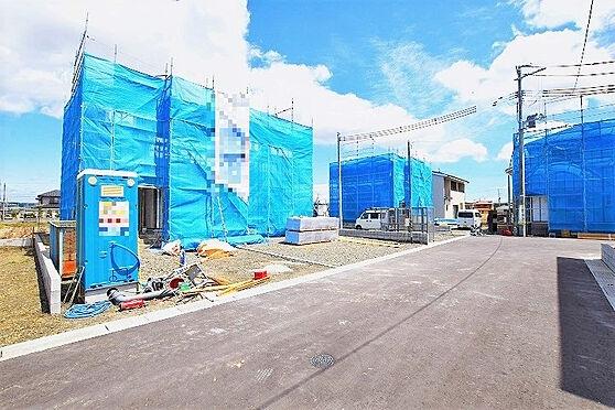 新築一戸建て-白石市東町5丁目 外観