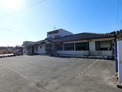 住宅付店舗(建物全部)-山武市埴谷 外観