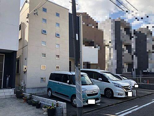 中古一戸建て-名古屋市北区八代町1丁目 並列2台駐車可能です!