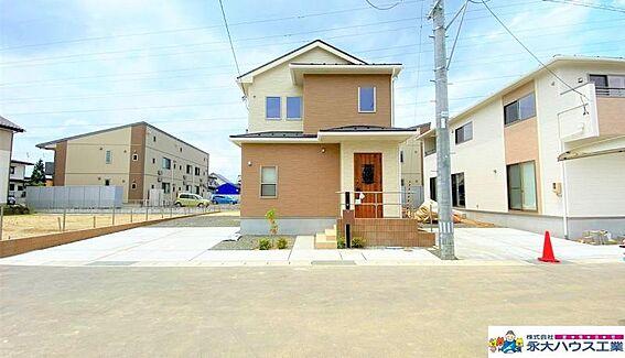 戸建賃貸-福島市北沢又字東谷地西 外観