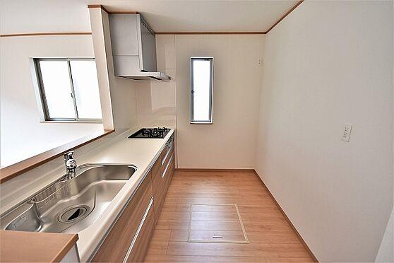 新築一戸建て-仙台市宮城野区栄3丁目 キッチン