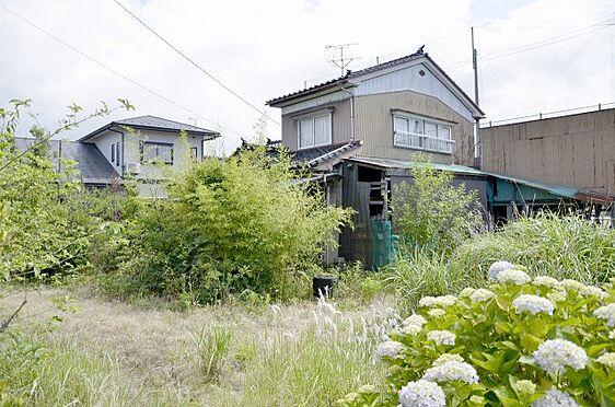 土地-富山市本郷町 敷地内の様子