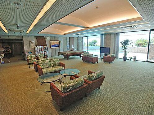 中古マンション-賀茂郡東伊豆町奈良本 マンションエントランスホールです。