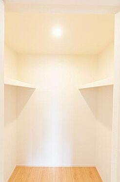 新築一戸建て-仙台市宮城野区平成2丁目 収納