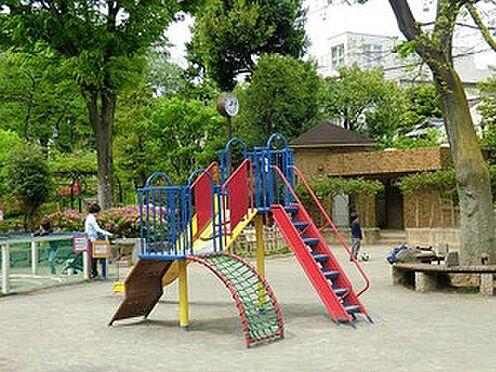 マンション(建物一部)-渋谷区神山町 周辺環境:鍋島松濤公園