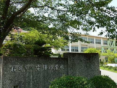 土地-桜井市大字吉備 安倍小学校 徒歩 約27分(約2100m)