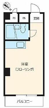 区分マンション-中央区日本橋浜町2丁目 間取り
