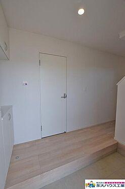 新築一戸建て-石巻市三ツ股3丁目 玄関