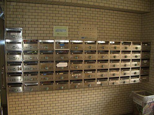 マンション(建物一部)-足立区東和3丁目 郵便ボックスです。