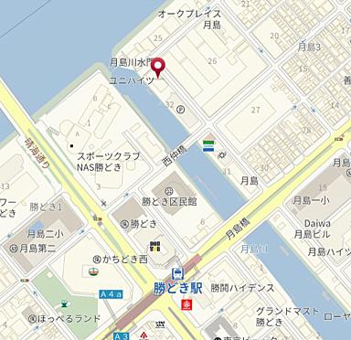 マンション(建物一部)-中央区月島3丁目 その他