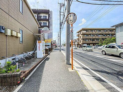 アパート-松戸市松戸新田 北側15m公道。