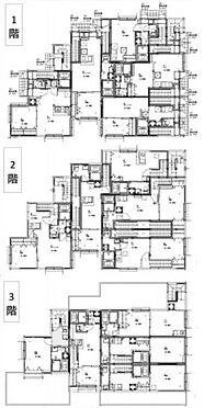 マンション(建物全部)-新宿区上落合3丁目 間取り