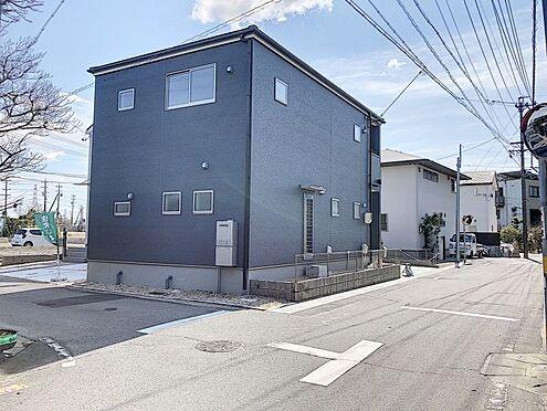 新築一戸建て-知多郡東浦町大字緒川字屋敷壱区 前面道路も十分な広さがございます