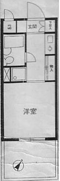 マンション(建物一部)-横浜市南区堀ノ内町2丁目 間取り