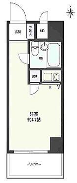 マンション(建物一部)-大阪市西淀川区野里1丁目 シングルに向く住まい1R