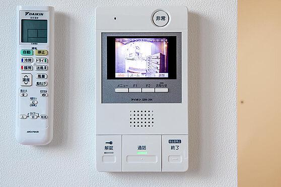 マンション(建物全部)-板橋区赤塚新町1丁目 全室TVモニター付インターホン