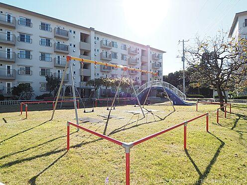区分マンション-千葉市美浜区稲毛海岸3丁目 プレイロットは子供達の遊園地!