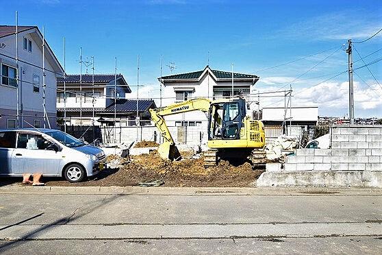 新築一戸建て-仙台市宮城野区東仙台1丁目 外観