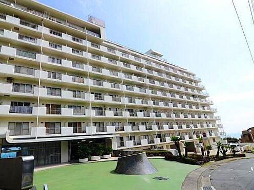中古マンション-熱海市海光町 熱海駅徒歩5分の最上階角部屋です。