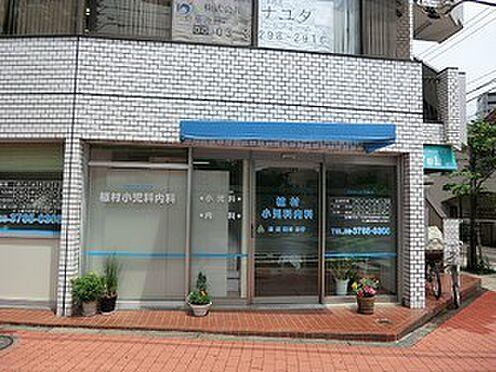 アパート-大田区山王4丁目 植村小児科内科