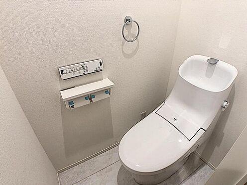 戸建賃貸-名古屋市南区笠寺町字柚ノ木 トイレ(こちらは施工事例となります)